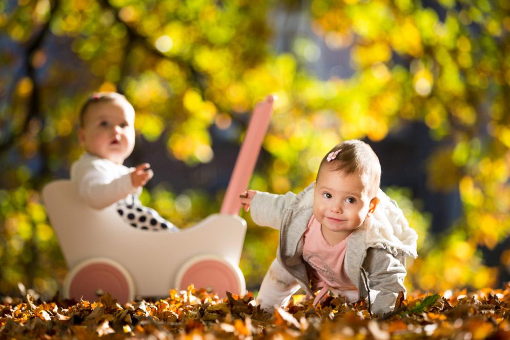 Babyshoot herfst, Najaar, Noord Brabant