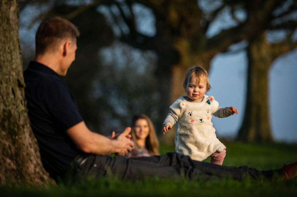 Fotoshoot gezin in Noord Brabant.