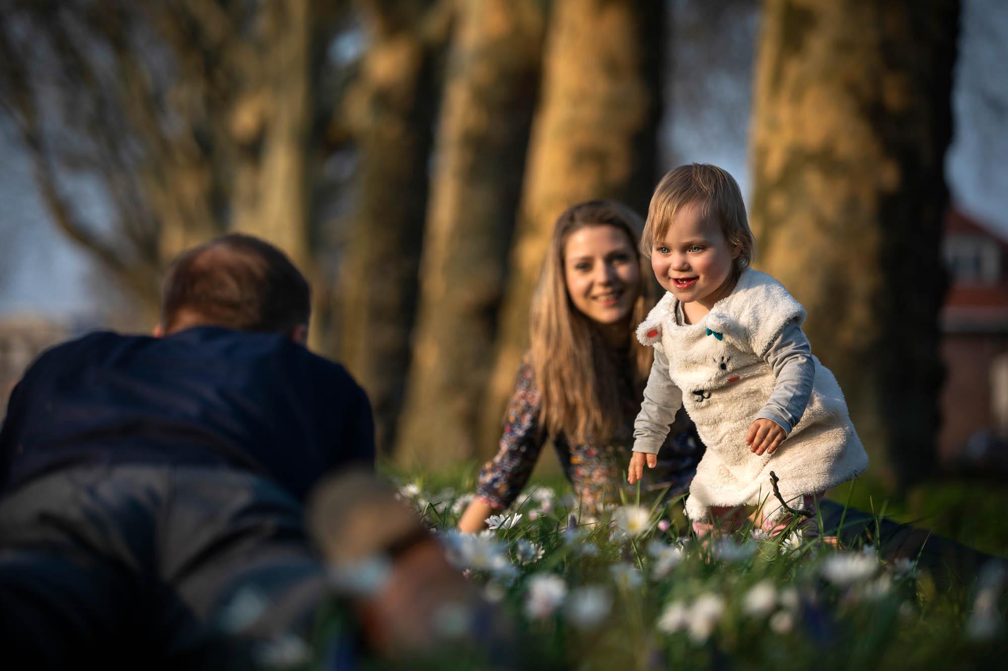 Familie fotoshoot in Den Bosch.